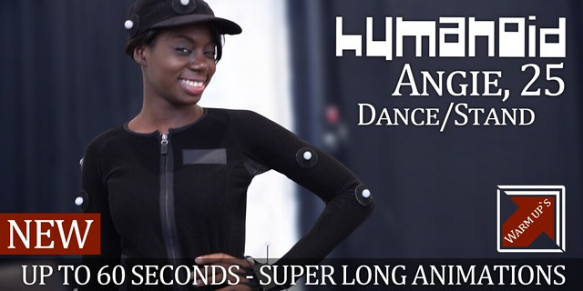 HUMANOID: Angie
