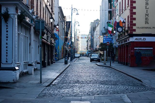 Dublin, Temple Street