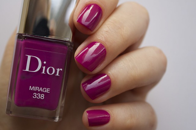23 Dior 338 Mirage swatches