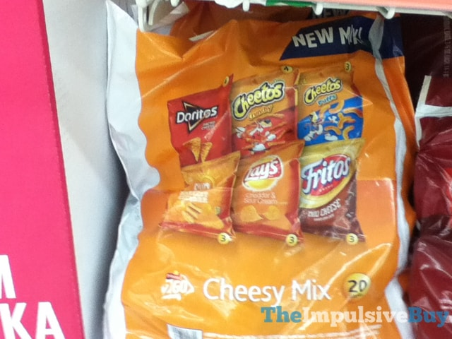 Frito-Lay 2 Go Cheesy Mix