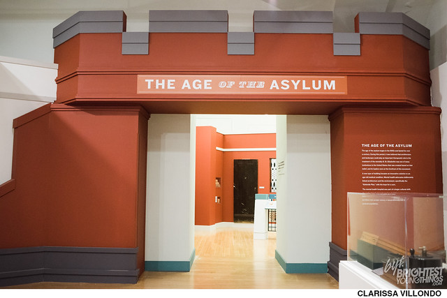 Architecture of an Asylum