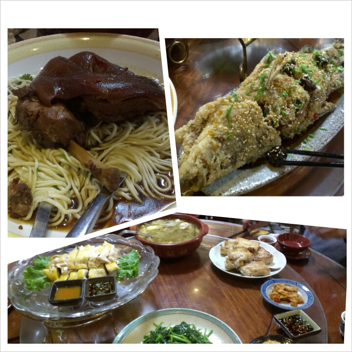 Hakka food in Taiwan