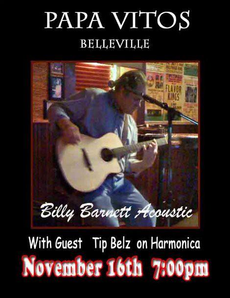 Billy Barnett 11-16-13