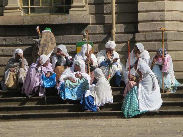 Orthodox Devotees