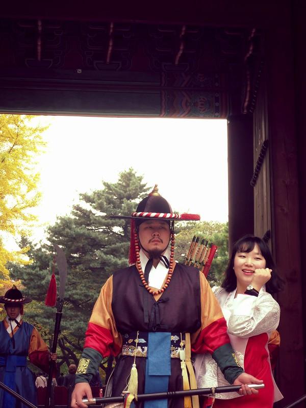 Seoul with Mina: Day 1