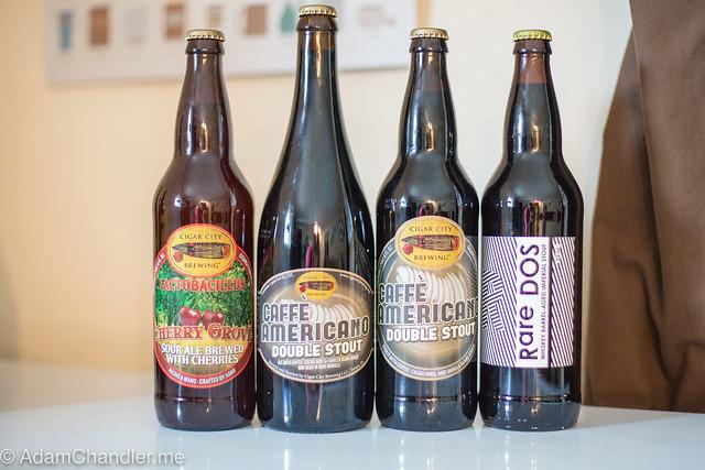 July 26th Beer haul