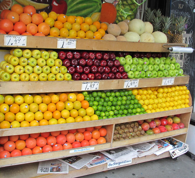 Organized Fruit