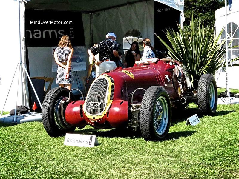 1935 Alfa Romeo Tipo C 8C35