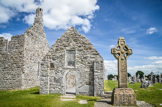 Clonmacnoise Abby and Ruins-006