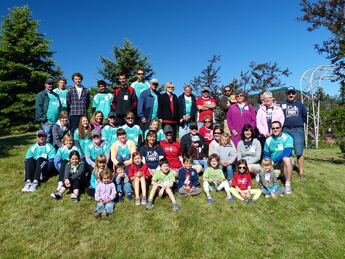 Team Katie - Great Strides 2013 photo gallery