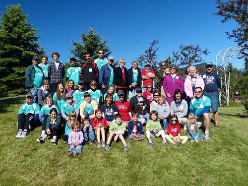 Team Katie - Great Strides 2013 photo gallery