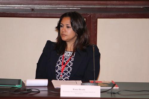 Rana Hendy, ERF