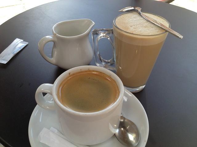 Latte and Americano - 34B