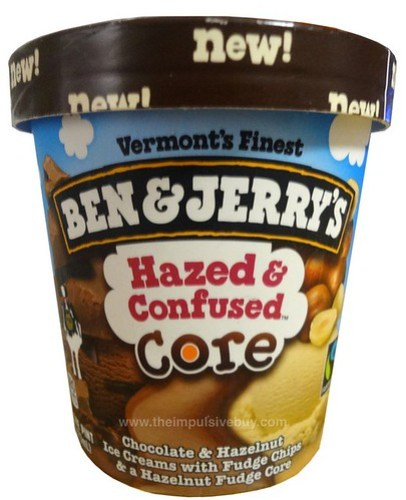 Ben & Jerry's Hazed & Confused Core Ice Cream