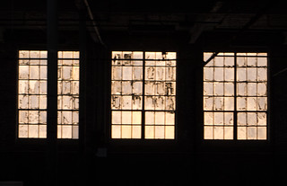 Ballroom Windows