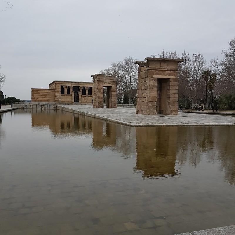 Tempio Debod