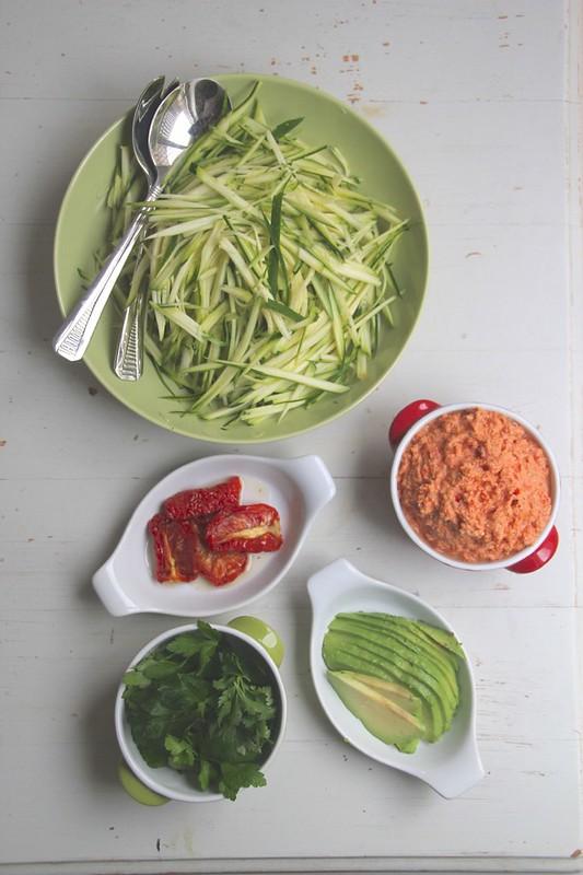 spaghetti components
