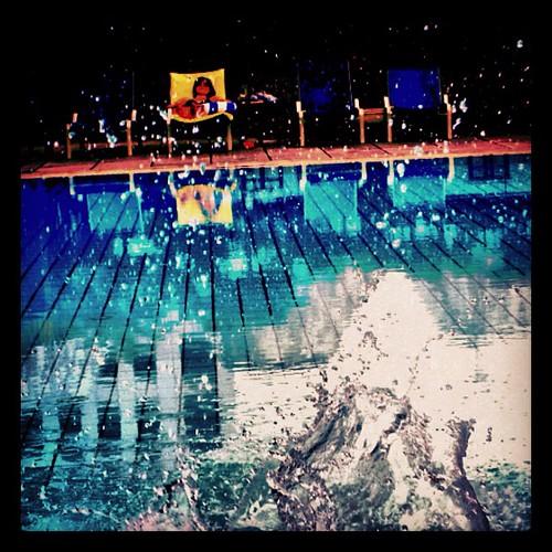 Splash! - Conrad #singapore by @MySoDotCom
