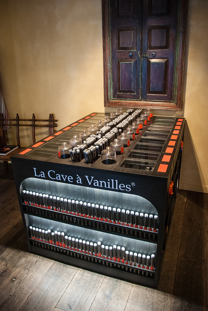 Epices Roellinger: La Cave à Vanilles