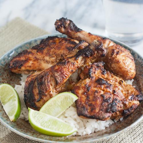 Easy Weeknight Tandoori Chicken