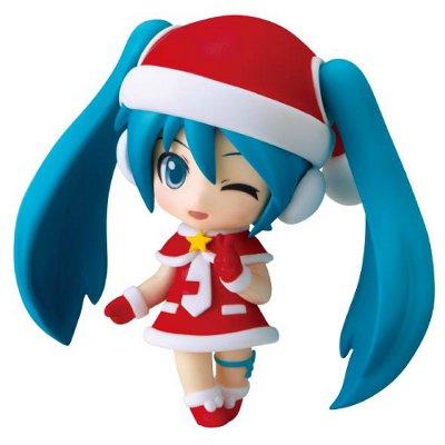 Nendoroid Petite Santa Miku + Cake