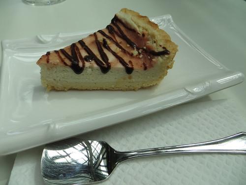 loving hut cheesecake