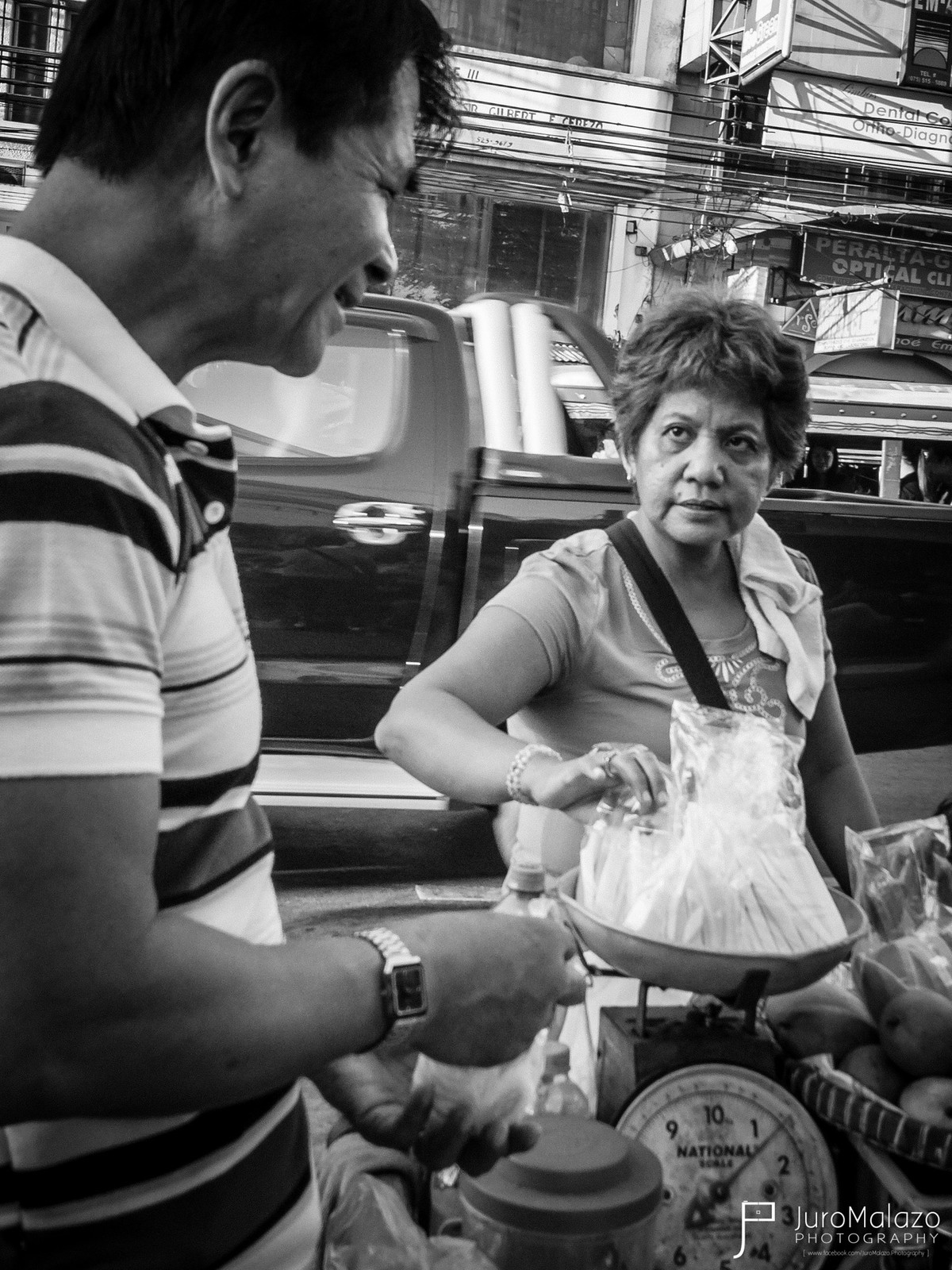 One Point Five. (Out on the Streets: Street Photography by Juro Malazo)