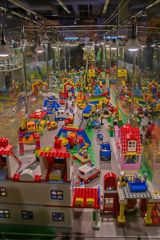 Wroclaw 2014 Wystawa klockow LEGO Klockomania 14-1