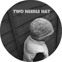 two needle hat free pattern