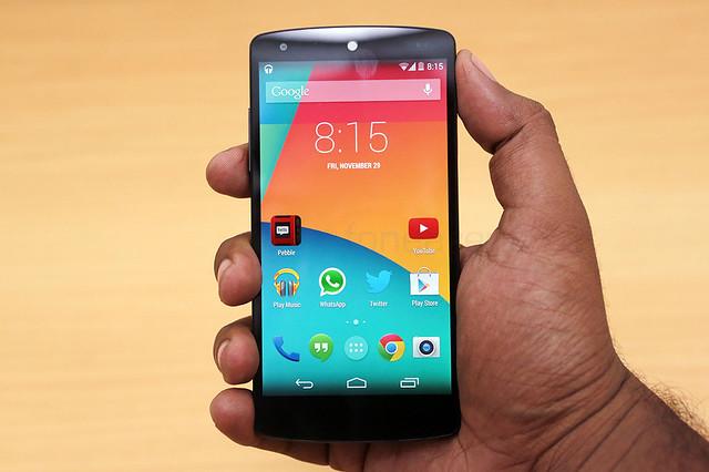 Google Nexus 5 (2013)