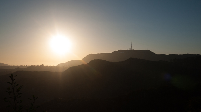 Griffith Observatory Los Angeles Hollywood Sign