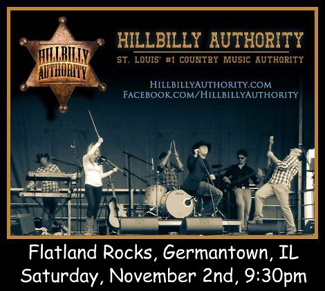 Hillbilly Authority 11-2-13