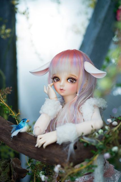 Future Pandora: Minifee Rin