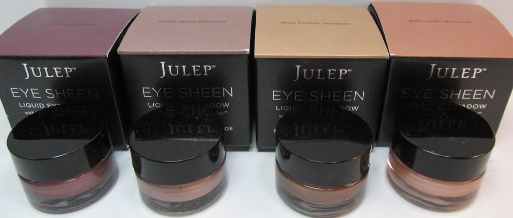 Eye sheens