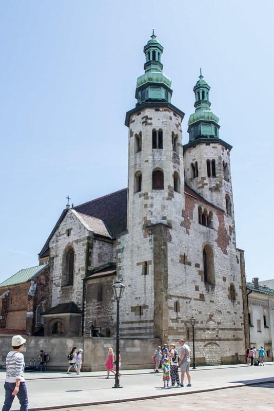 St Andrews Church Krakow