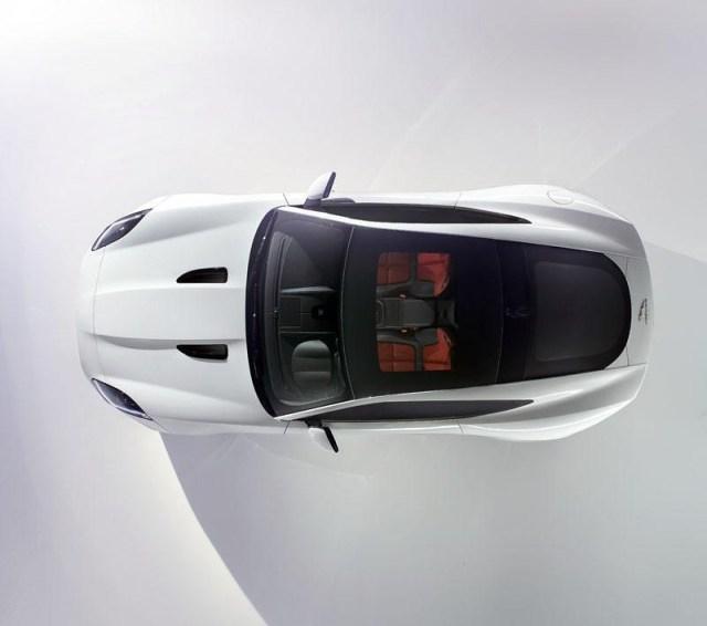 2014 Jaguar F-Type Coupe Teaser
