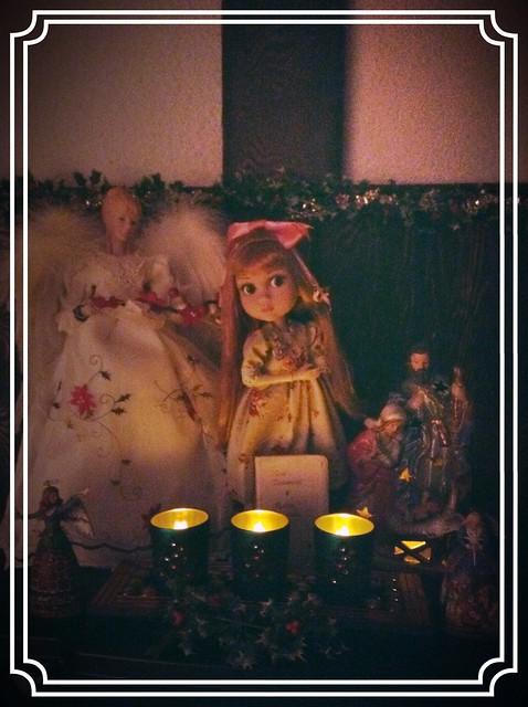 Christmas is about Faith.