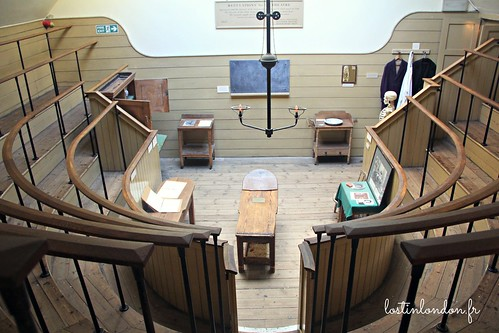 the old operating theatre london