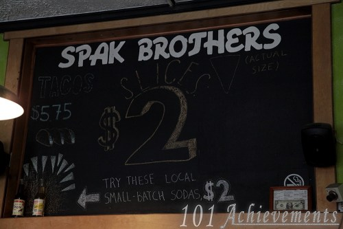 Pizza-lympics: Spak Brothers