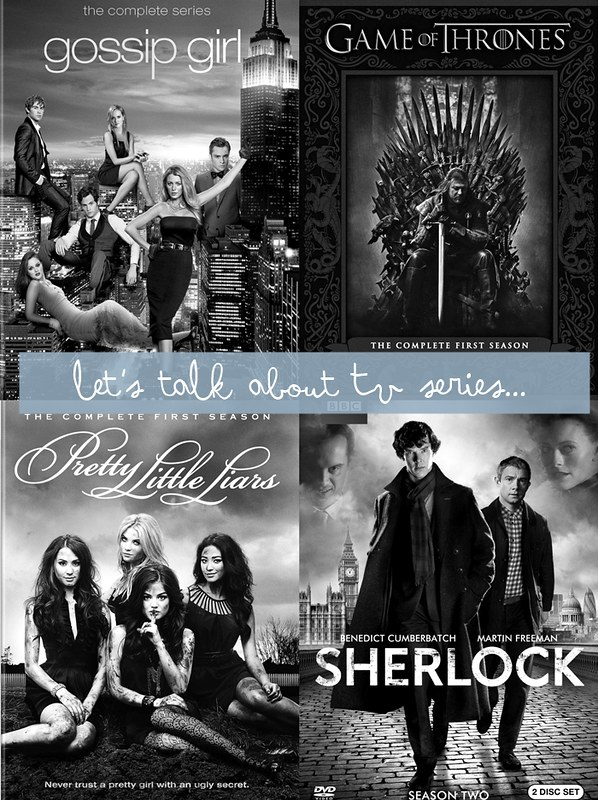 let's talk about TV-Series