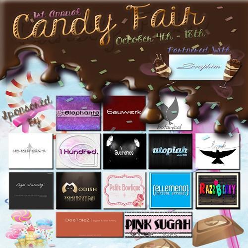 Candy Fair Poster V2