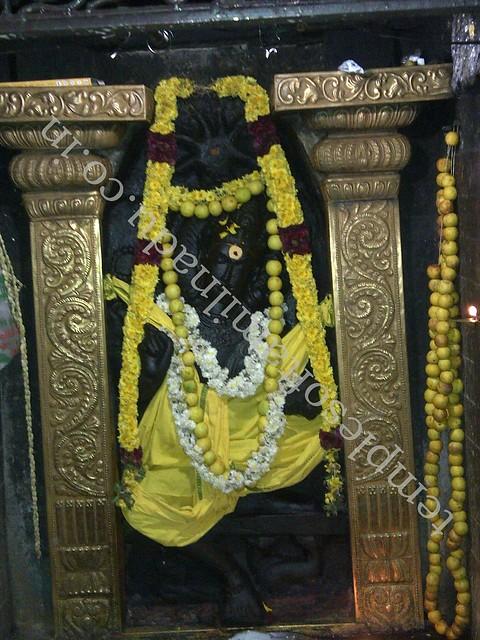 Guru Bhagavan. Jalanatheswarar temple, Thakkolam