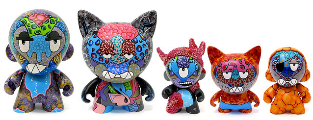 Kidrobot NYC store release customs