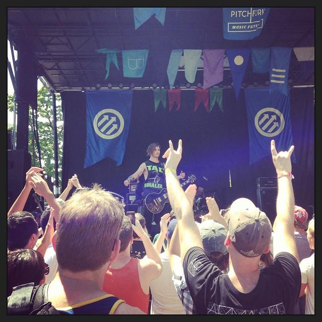 Pitchfork Music Fest 2013