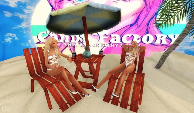 TCF CoMotion Beachy Keen + Dondi's Doodads Achors Away