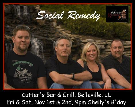 Social Remedy 11-1, 11-2-13