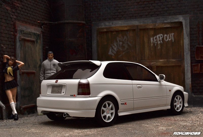 97 Civic Dx Coupe White