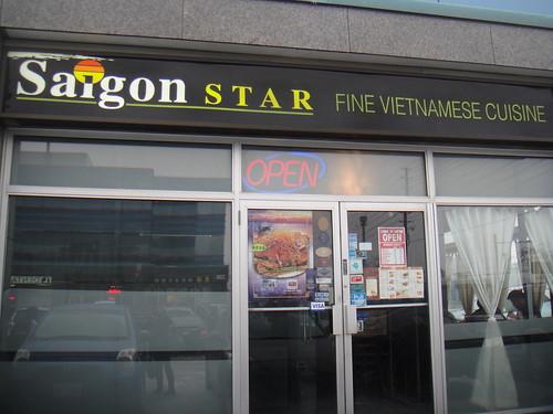 Saigon Star storefront