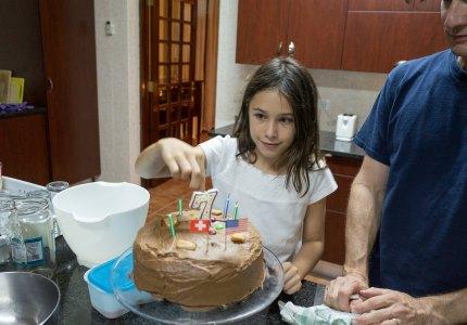 Luke's 7th Birthday