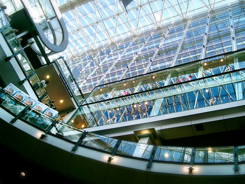 Oslo mall by SpatzMe